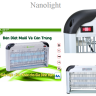 Đèn ngủ diệt muỗi Nanolight IK-20W