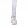 Mặt dây chuyền bạc đính ngọc trai PNJSilver PFXMK000033