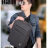 Combo balo công sở cao cấp và túi đeo chéo phong cách Praza - BL169DC095