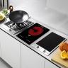 Bếp hồng ngoại đơn âm cảm ứng Domino KAFF KF-330C tặng bộ nồi cao cấp fivestar