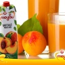 Thùng 12 hộp 1 lít nước ép đào mật Thổ Nhĩ Kỳ MeySu Peach Nectar