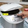 Nồi cơm điện cao cấp Philips HD3038 1.8l - Hàng chính hãng (bảo hành 2 năm trên toàn quốc)