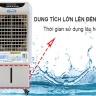 Quạt điều hòa Kachi MK21 30L (Trắng) - Tặng vật lý trị liệu 4 miếng dán
