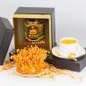 Combo quà Tết sức khỏe - Trà đông trùng hạ thảo 5gr + Mật ong đông trùng hạ thảo - Gold Health