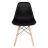 Kachi – Ghế nhựa Eames chân gỗ FP-235 (E1)