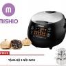 Nồi làm tỏi đen cảm ứng Mishio MK03 - Tặng bộ 3 nồi inox