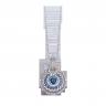 Mặt dây chuyền bạc đính đá màu xanh dương PNJSilver Fantasia ZTXMK000121