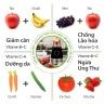 Máy xay sinh tố và thực phẩm đa năng Midimori MDMR-002 (500W) - đen