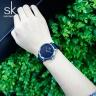 Đồng hồ nữ chính hãng Shengke UK K0050L-03