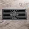 Thoát sàn chống mùi và côn trùng Z-line Zento ZT597-1B.