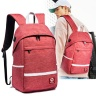 Balo laptop thời trang hàn quốc HARAS HR239 (đỏ)