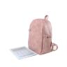 Balo thời trang Verchini màu hồng phấn khoang 02003941