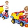 Xe tải No.1 đồ chơi Wader Quality Toys