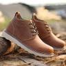Giày boot nam Hàn Quốc Passo G123