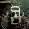 Cà phê túi lọc Arabica + Robusta + Moka (3 hộp x 120g)