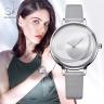 Đồng hồ nữ chính hãng Shengke UK K0088L-01 Xám