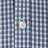 (Mua áo tặng cà vạt) áo sơ mi nam tay ngắn họa tiết The Shirts Studio Hàn Quốc TD42F2113BL
