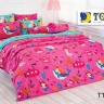 Bộ drap bọc nhập khẩu Thái Lan Toto TT518 (160 x 200 cm)