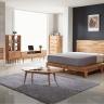 Tủ tivi Calla B gỗ cao su 1m8 (4 ngăn kéo) - Cozino