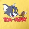 Đồ bộ bé trai sát nách Vinakids Tom & Jerry màu vàng (1-7 tuổi)