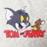 Đồ bộ bé trai sát nách Vinakids Tom & Jerry màu ghi (1-7 tuổi)