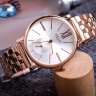 Đồng hồ nữ JA-1144B Julius Hàn Quốc dây thép (đồng)