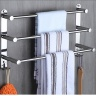 Giá vắt, treo khăn inox Towel Rack HA4620-3