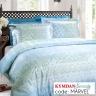 Drap Kymdan Serenity 160 x 200 cm (drap + áo gối nằm + vỏ mền) MARVEL