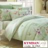 Drap Kymdan Lavish 160 x 200 cm (drap + áo gối nằm + vỏ mền) ALVINA