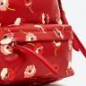 Balo hoa nhỏ Venuco Madrid B194 màu đỏ