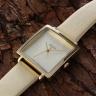 Đồng hồ nữ  ja-354c Julius Hàn Quốc ( vàng kem )