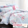 Drap Kymdan Lavish 160 x 200 cm (drap bọc + áo gối nằm + vỏ mền) SANTORINI