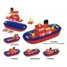 Đồ chơi lắp ráp tàu thám hiểm đại dương POPULAR-60201
