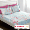 Drap Kymdan Lavish 160 x 200 cm (drap + áo gối nằm) SANTORINI