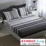 Drap Kymdan Serenity 160 x 200 cm (drap + áo gối nằm) LAUVENCE