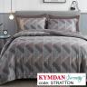Drap Kymdan Serenity 160 x 200 cm (drap + áo gối nằm + vỏ mền) STRATTON