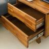 Tủ đầu giường 2 ngăn kéo Coco gỗ tràm