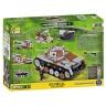 Bộ xếp hình xe tăng bánh xích Panzer 2 Cobi - 2459
