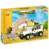 Đồ chơi lắp ráp xe địa hình Safari Cobi- 22360