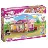 Đồ chơi lắp ráp tiệm trái cây vui nhộn Cobi - 25400