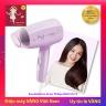 Máy sấy tóc du lịch cao cấp Philips BHC010 Tím