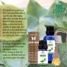 Tinh dầu lá chanh Lorganic Lemon leaf 10ml