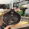 Chảo chiên chống dính Blackcube Hàn Quốc 28cm - Bảo hành 2 năm