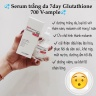 Huyết thanh trắng da 7DAY Whitening Program Glutathione 700V-Ample