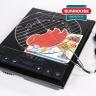 Bếp hồng ngoại cơ Sunhouse SHD6011 đen