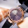 Đồng hồ nữ dây khóa nam châm chính hãng Julius Hàn Quốc JA-1166E (Đen)