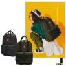 Combo balo thời trang Glado daypack GDP005 (màu xanh rêu) và túi đeo chéo Glado Express GEX002 (đủ màu)