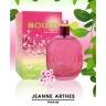 Nước hoa nữ Jeanne Arthes Paris Boum Green Tea Cherry Blossom Eau De Parfum 100ml