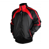 Áo khoác dù nam 2 lớp 2 mặt chống nước cao cấp Bonado BN93 đỏ, trắng
