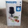 Máy xay thịt gia đình Philips HR1393 Đen